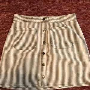 Urban Outfitters Casual Mini Skirt